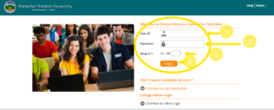 HPU B.ED ONLINE COUNSELLING LAST DATE FOR APPLY-09/07/2019