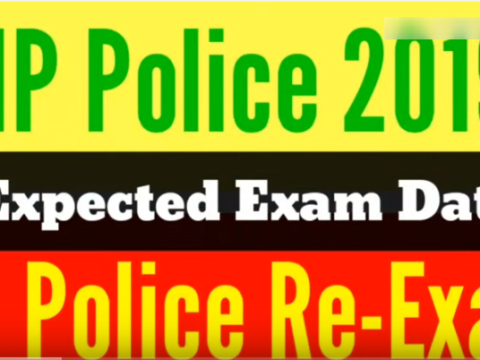 HP Police Constable Re-Exam Date 2019 || HP Police Constable Written Exam Date