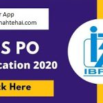 IBPS PO Apply online for 1167 Assistant Manager Posts 2020