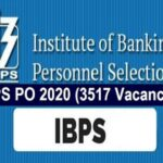 IBPS PO/ MT X Recruitment 2020 – Apply Online |3517 Vacancy| Last Date 11-11-2020