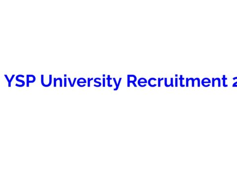 Dr YSP University Recruitment 2021